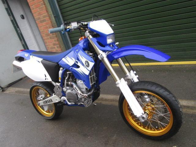 Yamaha Wrf Parts