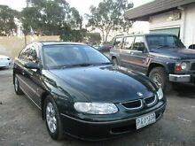1998 Holden Commodore  Green  Sedan Werribee Wyndham Area Preview