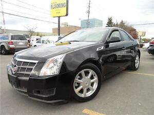 2008 CADILLAC CTS-4  *3.6L* *AWD*  *NAVIGATION* *PANORAMIC ROOF*