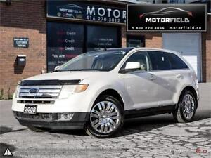 Ford Edge Limited Accident Free Leather Pano Roof