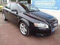 Audi A4 2.0TDI 2005 SE F/S/H 2 former keepers P/X Swap