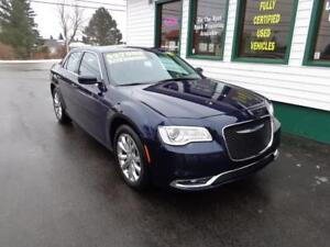 2017 Chrysler 300 Touring AWD for only $219 bi-weekly all in!