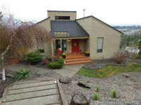 OPEN HOUSE! Immaculate, easy to suite, lake view rancher