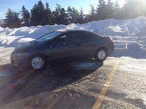 2009 Honda Civic 2 Door Coupe DX-G