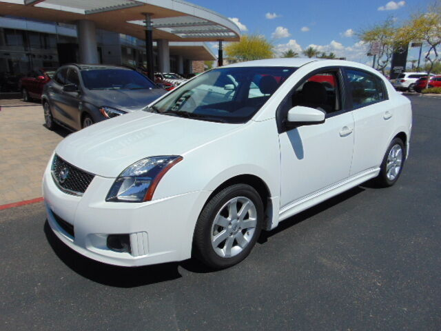 Image 1 of Nissan: Sentra SR White…