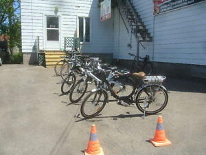 Used Completely Reconditioned Bicycles all sizes
