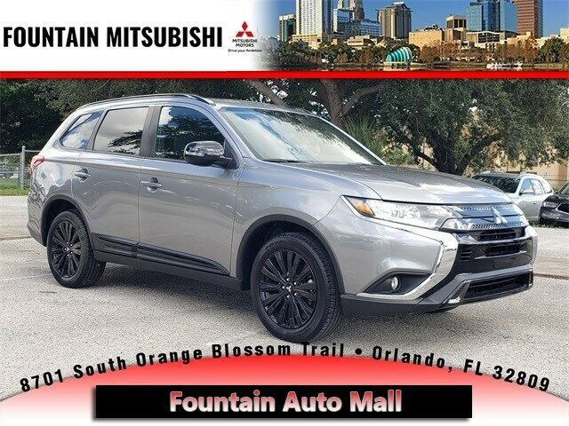 mitsubishi outlander 2020 for sale exterior color gray skillter com