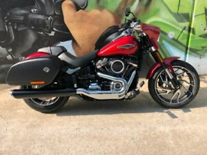 2019 Harley-Davidson SPORT GLIDE 107 (FLSB) Road Bike 1745cc Ringwood Maroondah Area Preview