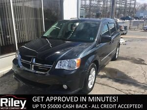 2013 Dodge Grand Caravan SE STARTING AT $147.40 BI-WEEKLY