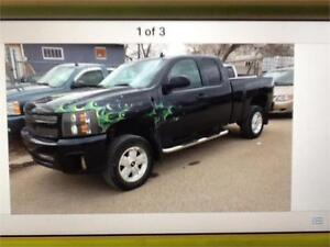 2010 Chevrolet Silverado 1500 LT $11995 only 98kms MIDCITY