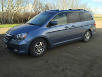 2007 Honda Odyssey Touring EXCELLENT CONDITION