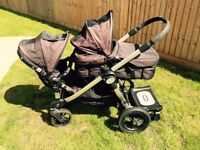 City Select Baby Jogger Double Buggy/Pram