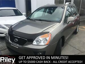 2012 Kia Rondo EX w/3rd Row STARTING AT $103.26 BI-WEEKLY