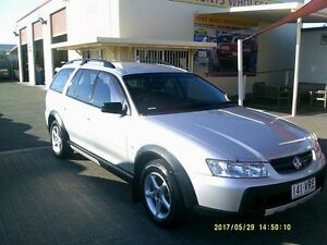 2006 Holden Adventra VZ MY06 Upgrade SX6 Silver 5 Speed Automatic Wagon Coopers Plains Brisbane South West Preview