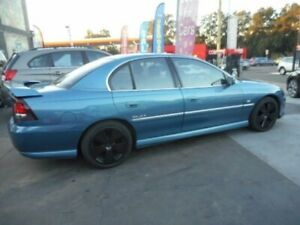 2004 Holden Calais VZ Sedan 4dr Auto 4sp 5.7i Blue Automatic Sedan Croydon Burwood Area Preview