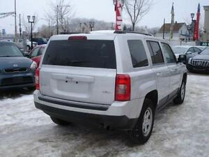 """ REDUCED "" 2012 JEEP PATRIOT NORTH SPORT 4X4 AUTO-100% FINANCE! Edmonton Edmonton Area image 3"