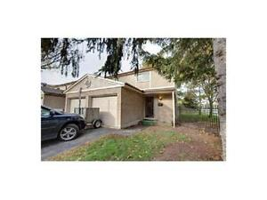 3 Bedroom End Unit Townhouse, Shows Extremely Well.