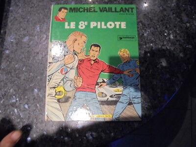 belle reedition michel vaillant le 8e pilote