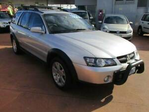 HOLDEN ADVENTURA LX8 AWD WAGON Glenorchy Glenorchy Area Preview