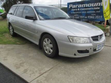 2005 HOLDEN VZ COMMODORE WGN ONLY 162177 KLMS Wangara Wanneroo Area Preview