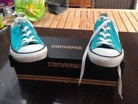 Girls Converse Trainers
