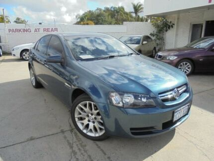 2008 Holden Commodore VE MY09.5 60th Anniversary Blue 4 Speed Automatic Sedan Bayswater Bayswater Area Preview