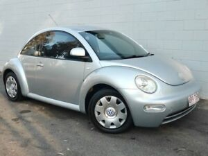 2002 Volkswagen Beetle 9C MY2002.5 Coupe 4 Speed Automatic Liftback Ashmore Gold Coast City Preview