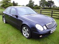 2005 MERCEDES E270 CDI CLASSIC SE ### AUTOMATIC ### MOT/D MARCH 2017 ###