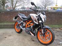 KTM 390 DUKE MOTORCYCLE