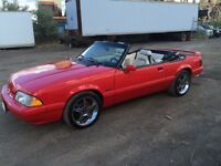 1992 Ford Mustang 5.0L Convertible