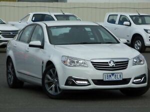 2014 Holden Calais VF MY14 White 6 Speed Sports Automatic Sedan Sunbury Hume Area Preview