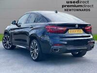 2018 BMW X6 Xdrive30D M Sport Edition 5Dr Step Auto Estate Diesel Automatic