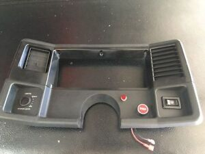 G Body Parts Drive shaft,glove box,lower vent cover,Bezel cover