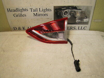 FORD ESCAPE 2013-2016 RIGHT/PASSENGER SIDE OEM LIFT LID TAIL LIGHT CJ54-13A602-A