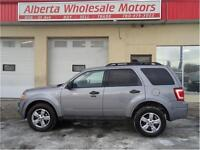 2008 Ford Escape XLT AWD 4X4 $8900 WE FINANCE ALL EASY FINANCE