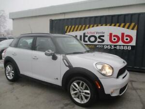 2014 MINI Cooper Countryman S ( AWD 4x4 - 44 000 KM )