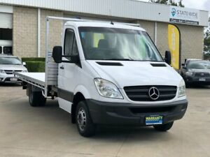 2008 Mercedes-Benz Sprinter NCV3 MY08 515CDI LWB 6 Speed Manual Cab Chassis East Brisbane Brisbane South East Preview