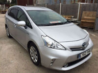 Toyota PRIUS ALPHA HYBRID 1.8 AUTO 2013(62) 5 SEATERS