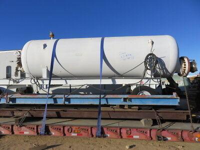 Steel Pressure Tank Air Receiver Tank Nitrogen Tank 225 Psi