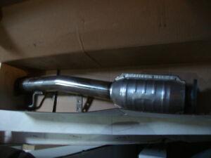 catalytic converter1996 1997 TOYOTA  RAV 4 2.0 REAR