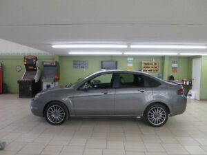 2011 Ford Focus Leather Sunroof