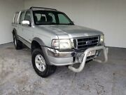 2005 Ford Courier PH XLT Silver 5 Speed Automatic Utility Pacific Pines Gold Coast City Preview