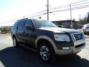 159$ bi weekly oac! 2010 Explorer 4x4 EDDIE BAUER! LEATHER!