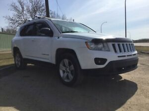 2013 Jeep Compass, only $107 B/W, $1,000 DOWN, 4.99% TERM 60