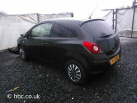 Vauxhall Corsa D 1.0 2008 For Breaking