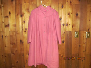 A STEAL AT $25.GIRLS OLD FASHIONED DRESSY WOOL COATS Prince George British Columbia image 9