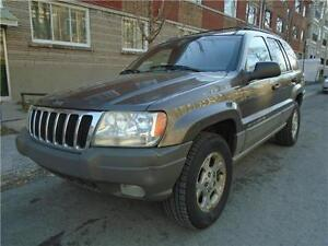 2000 JEEP GRAND CHEROKEE LAREDO/ ONLY FOR $1950 AT 514-484-8181