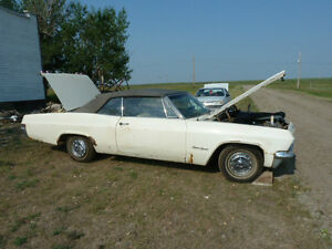 1965 Impala SS Convertible 327 4 speed