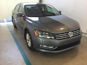 2015 Volkswagen Passat TDI AUTO A/C MAGS CRUISE SIÉGES CHAUFF.