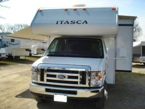 2014 Itasca (Winnebago) Spirit